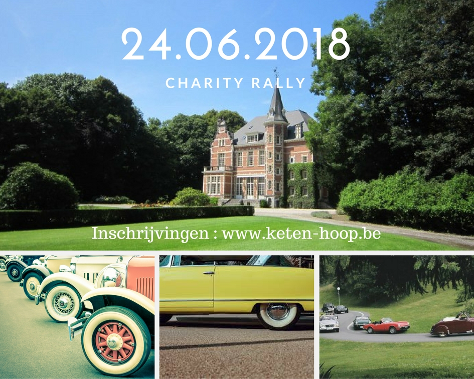 Visual Charity Rally NL